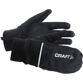 """Craft Hybrid Weather Gloves Black"""